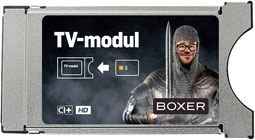 Viaccess CI plus - Boxer TV-modul v1-3